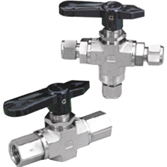 102 Series - Forged High Pressure Ball Valves