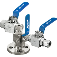 105 Series - High Pressure Ball Valves