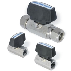 110P Series - Push Turn Ball Valves