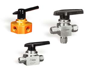 112 Series - Capsuled Ball Valves