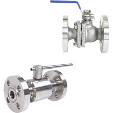 118 Series - ANSI Flanged Ball Valves