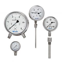 Gauges and Instruments