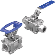 Swing Out Ball Valves